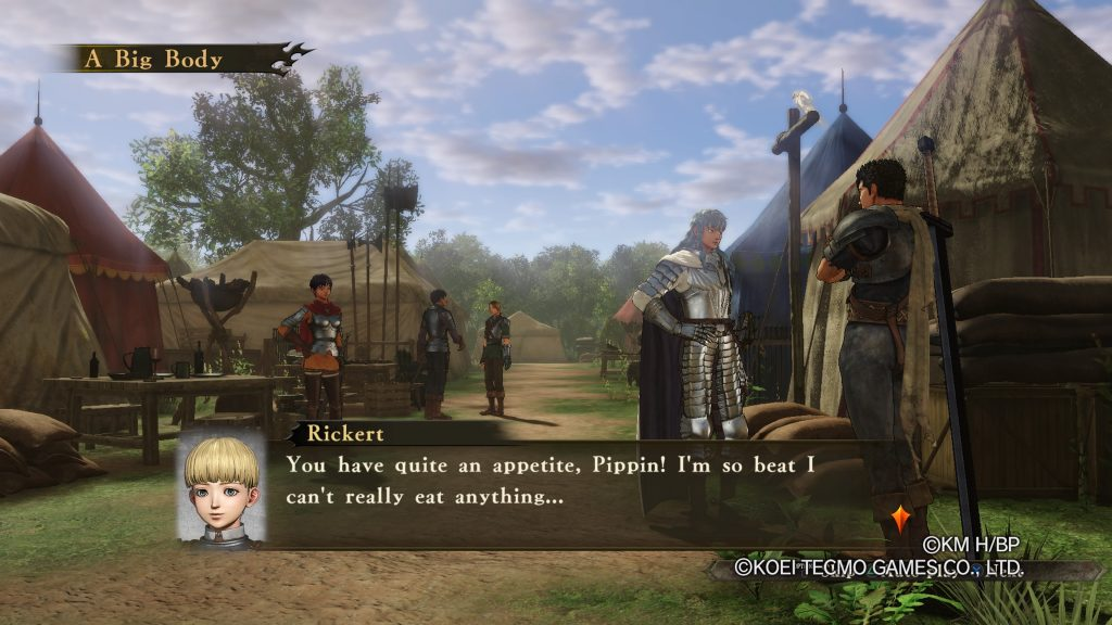 Conversaciones entre misiones