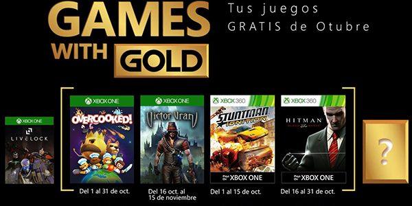 Desvelados Los Juegos Con Gold Games With Gold De Octubre Strike